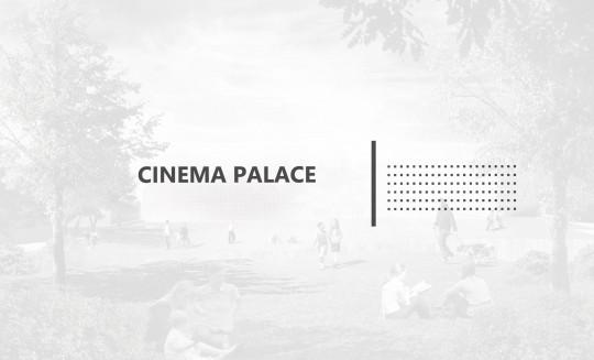 Palazzo del cinema Locarno