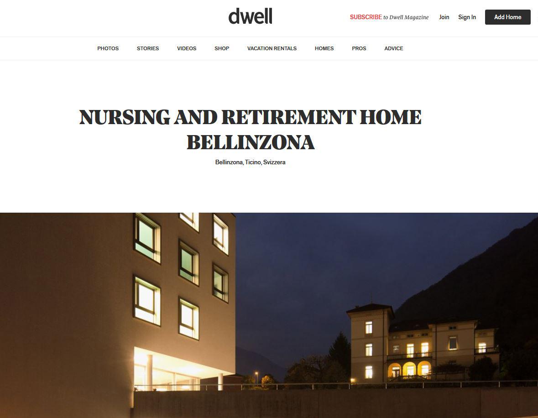 casa anziani bellinzona nicola probst architetti