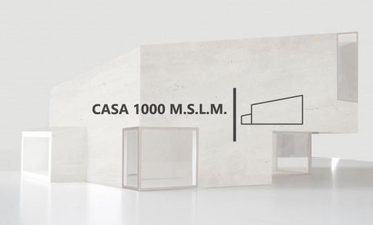 Casa 1000 mslm